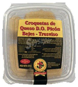 La Ermita Croquetas queso d.o. icón Bejes Treviso 270 g