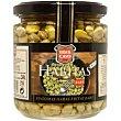 Haba en aceite de oliva Frasco 240 gr Viuda de Cayo