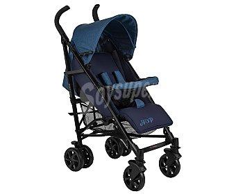 Baby nurse Sillita de paseo para bebé, color azul y negro, BABY NURSE HOP.