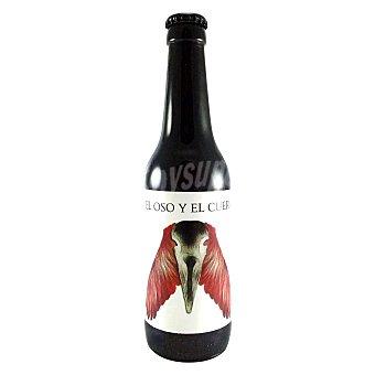 Cervezas El Oso y El Cuervo Cerveza artesana IPA Red Crow 33 cl