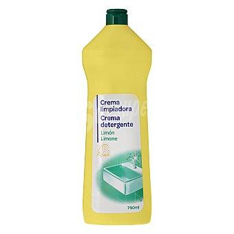 Carrefour Limpiador en crema limón 750 ml