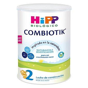 HiPP Biológico Leche (2) de continuación, biológica a partir de 6 meses 800 g