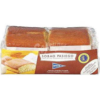 Hipercor Sobaos pasiegos elaborados con mantequilla I. G. P. paquete 650 g Paquete 650 g