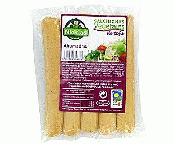 Nicklas Salchichas Vegetales de Tofu Ecológico 200g