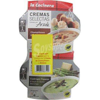 La Cocinera Crema setas cong 230 GRS