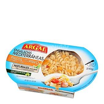 Argal Ensalada de pasta con pavo 210 g