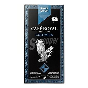 Café Royal Cápsulas de café original Colombia 10 ud