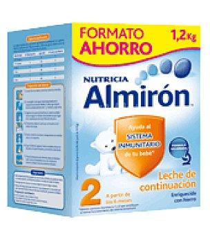 Almirón Leche 2 continuación 1,2 kg