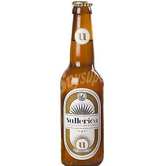 SULLERICA Blanca cerveza de trigo de Mallorca  botella 33 cl