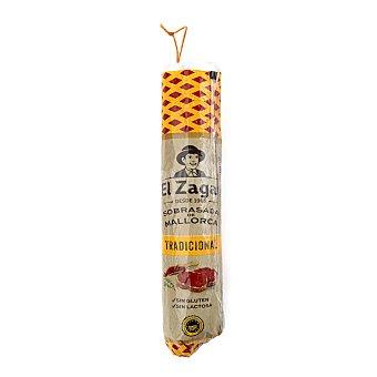 Mallorca Sobrasada tradicional IGP de El Zargal sin gluten y sin lactosa 250 g