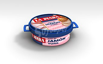 La Piara Paté jamón york 77 g