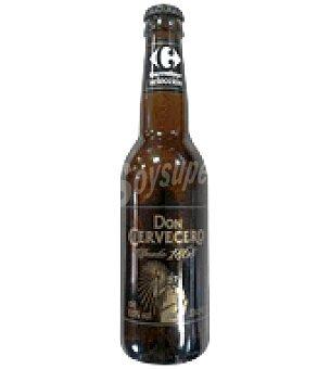 Carrefour Selección Cerveza Don Cervecero 33 cl