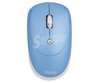 Qilive Ratón s/cable bluetooth  Q.8562 1 unidad