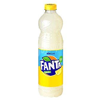 Fanta Refresco de limón sin gas Botella 1,5 litros