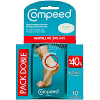 Compeed Ampollas medianas Pack 2 unid