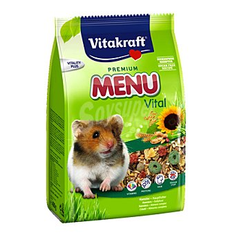 Vitakraft Menú para hamster 400 gr