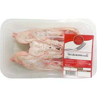 ROMA Manos de cerdo peso aproximado bandeja 500 g Bandeja 500 g