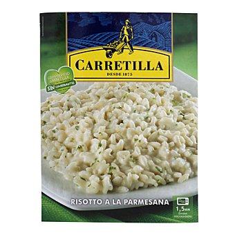 Carretilla Risotto a la parmesana 250 g