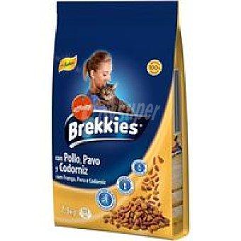 Brekkies Affinity Alimento de pollo-pavo-codorniz Saco 7,5 kg