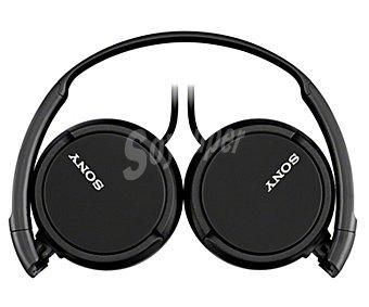 SONY MDRZX110B.AE Auricular cerrado con cable, color negro