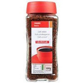 Eroski Café soluble descafeinado Frasco 100 g