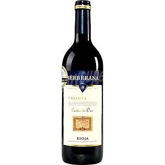 Berberana Carta de Oro Vino tinto crianza D.O. Rioja Botella 75 cl