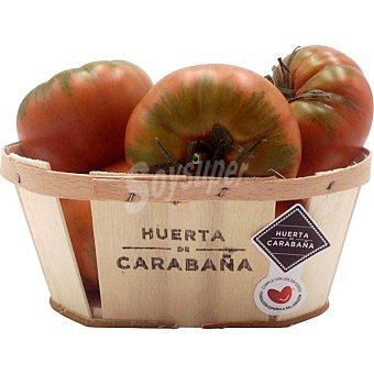 HUERTA DE CARABAÑA Tomate raf cesta 800 g peso aproximado 800 g