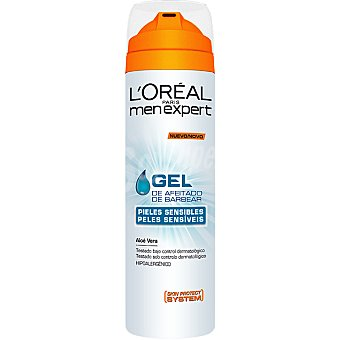 Men Expert L'Oréal Paris gel de afeitar piel sensible Spray 200 ml
