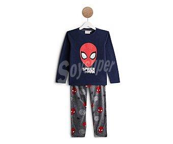 Spider-Man Pijama polar para niño talla 8 talla 8.