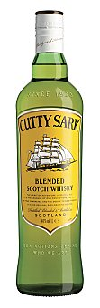 Cutty Sark Whisky escocés Botella 1 l