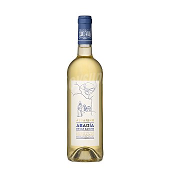 Terras Gauda Abadía de San Campio Vino blanco de Galicia D.O. Rias Baixas Botella 75 cl