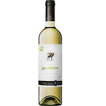 Torres Las Mulas vino blanco cabernet sauvignon de Chile botella 75 cl
