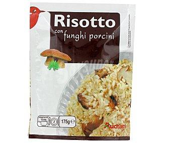 Auchan Risotto con Champiñones Bolsa de 175 Gramos