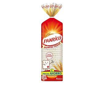 Panrico Pan de molde sin corteza Paquete 650 g