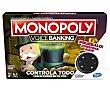Monopoly edición Voice Banking donde Mr. Monopoly gestionará todas las transacciones ya que no se usa ni dinero tarketas de crédito, mnopoly gestionará todas las transacciones ya que no se usa ni dinero ni tarketas de crédito, mnopoly  NI