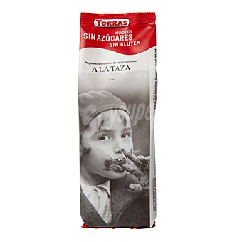 Torras Chocolate a la taza sin azúcar - Sin Gluten 180 g