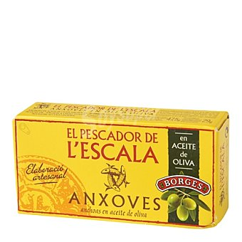 L`ESCALA Filetes anchoa el pescador 29 g