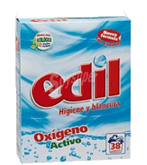 Edil Detergente en polvo 38 cacitos