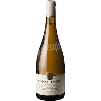 Carlos villanueva Vino blanco D.O. Ribeiro botella 75 cl botella 75 cl