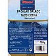 Bacalao salado extra taco, Morhua 300 g Arte