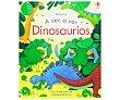 Dinosaurios, anna milbourne. Género infantil. Editorial Usborne.  Usborne