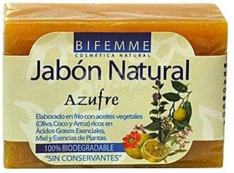 BIFEMME Jabón azufre 100 gr