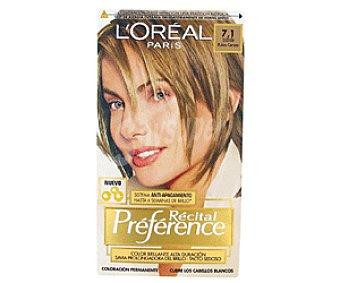 Preference L'Oréal Paris Tte Rubio Islande 7,1 1u
