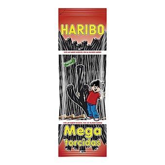 """Haribo Regaliz negro """"torcidas"""" 80 g"""