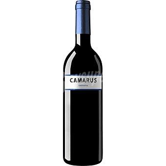 CAMARUS Vino tinto garnacha de Castilla La Mancha botella 75 cl 75 cl