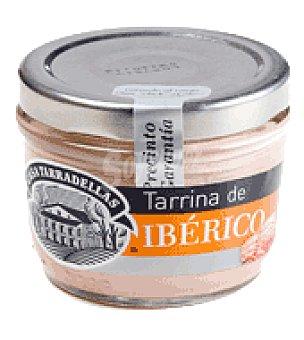 Casa Tarradellas Pate ibérico tarrina 125 g