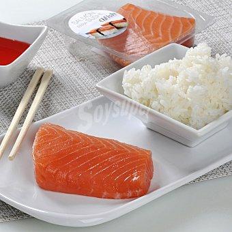 Salmón sashimi Bandeja de 140 g