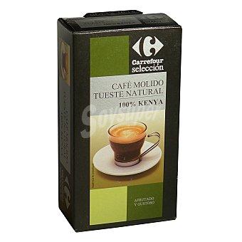 Carrefour Selección Café molido tueste natural 100% Kenya 250 g