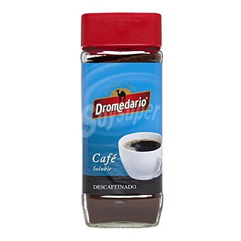 Dromedario Cafe soluble descafeinado 200 g