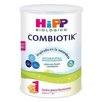 HiPP Biológico Leche biológica de Inicio Combiotik 1 Lata 800 g